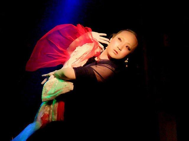 ダンサー、健太郎さん